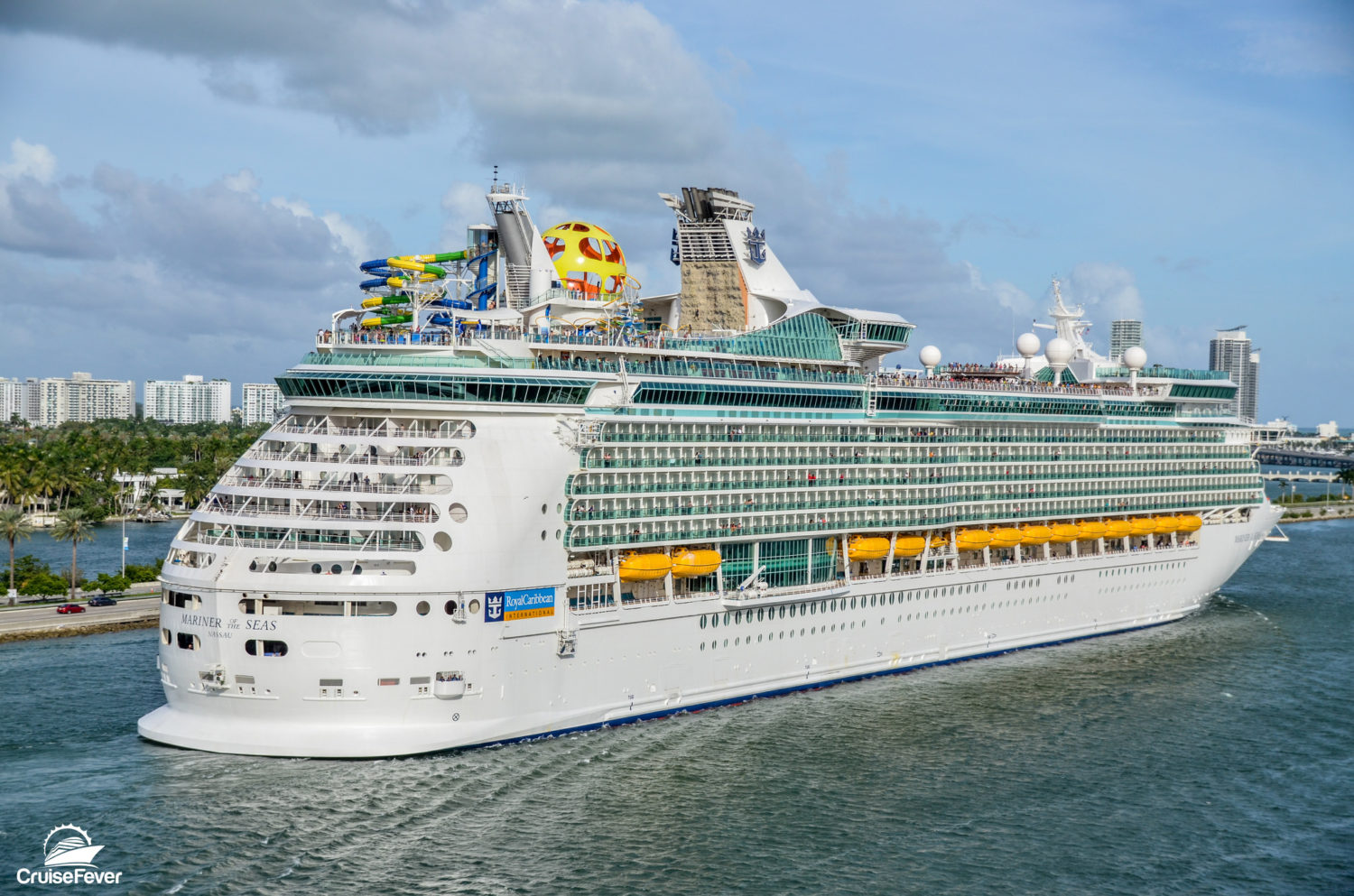 Cruise From Galveston 2020.Royal Caribbean Moving Cruise Ships To New Homeports For