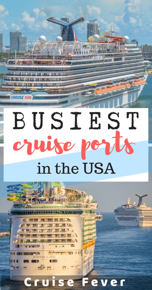 The Busiest Cruise Ports in the U.S. and the Best Hotels To Stay Before Your Cruise