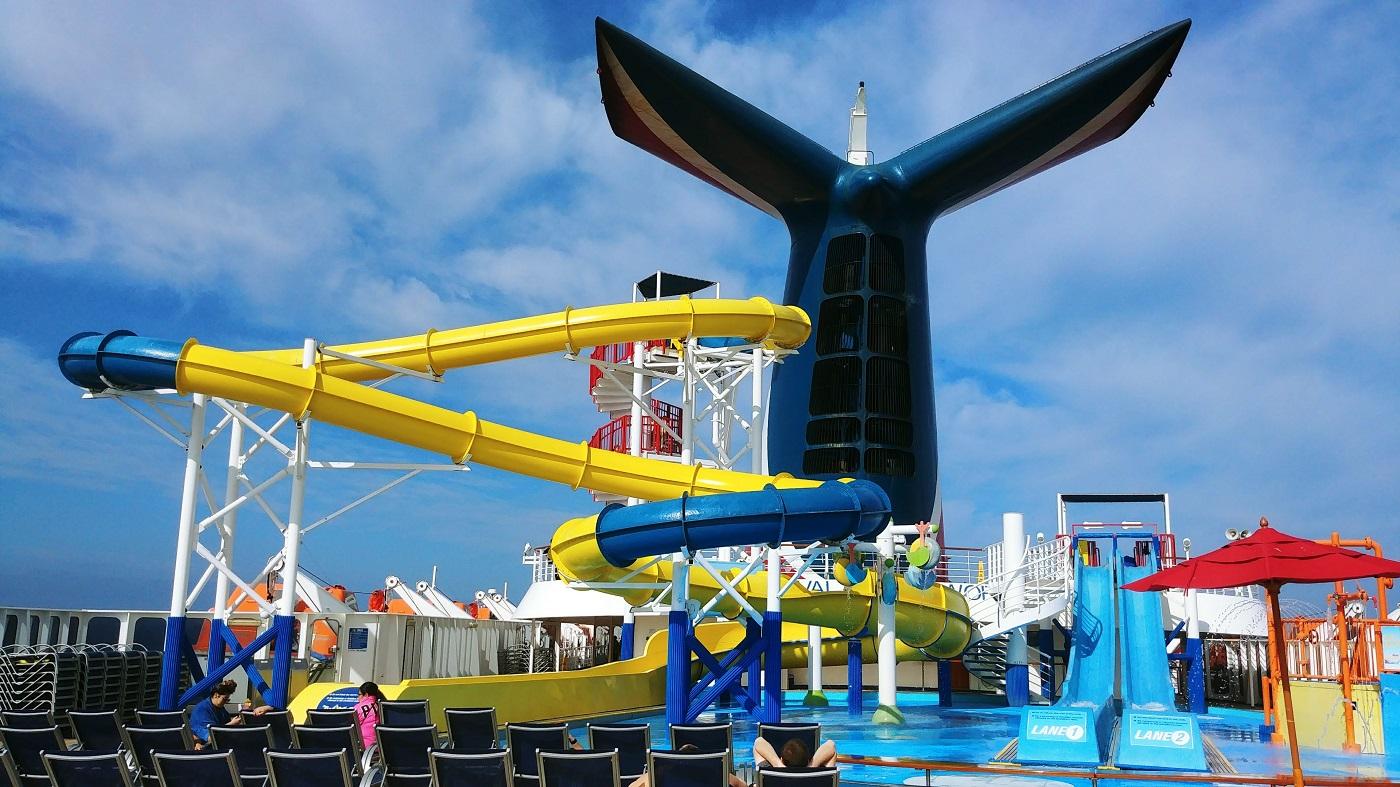 carnival imagination waterworks