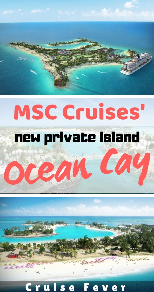 Ocean Cay, MSC Cruises' new private island destination in the Bahamas, will open later this year on November 9, 2019. The island's main feature will be the stunning natural beautiful of crystal blue waters, soft white sand, and a local ecosystem that will allow guests to connect with and appreciate nature. #cruisefever #cruiseport #mscprivateisland #oceancay #mscoceancay #privateislands #cruising #cruise #cruiseports #portsofcall #mscisland