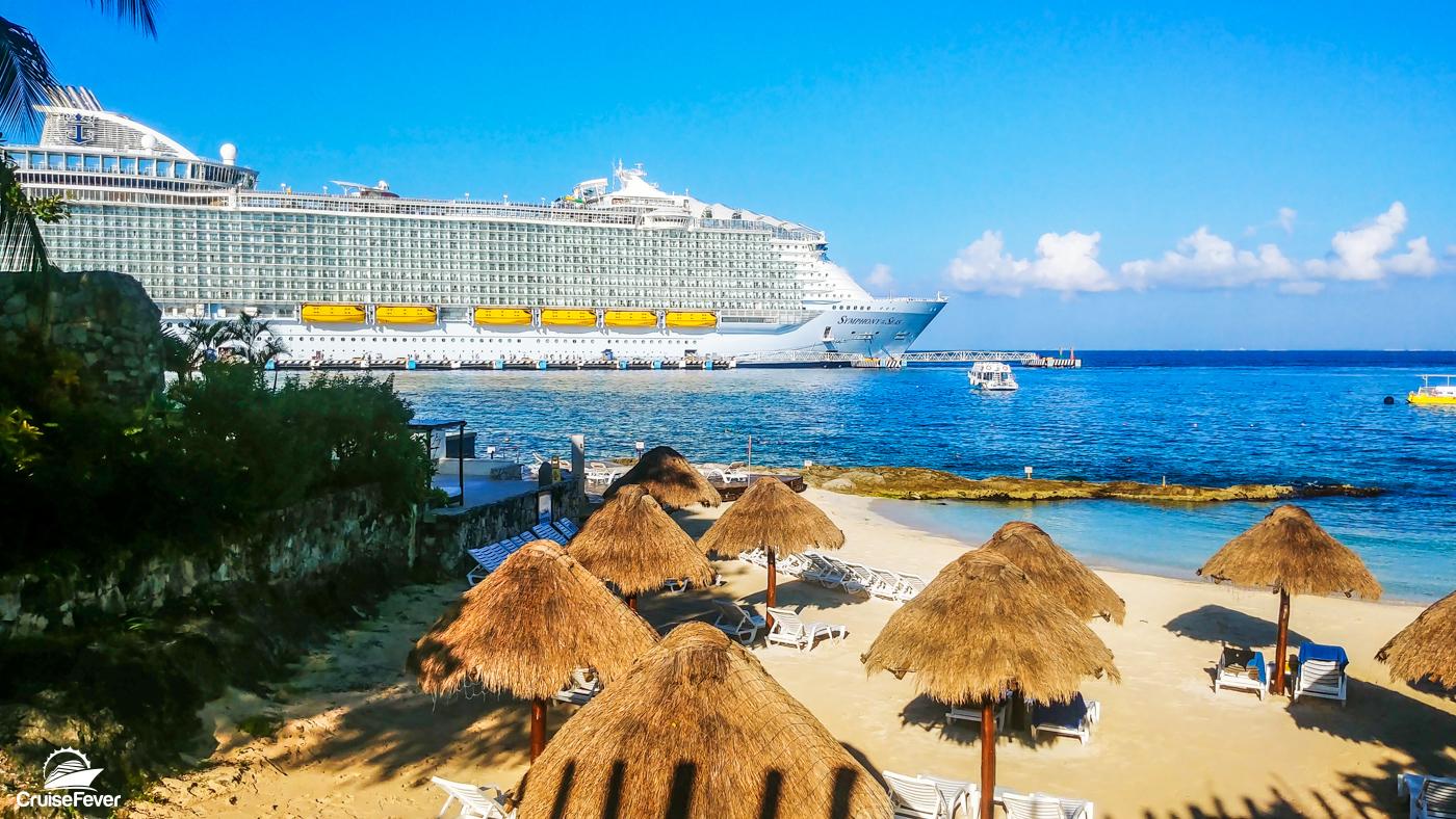 beaches near the cruise port