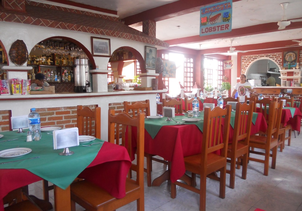 places to eat in cozumel