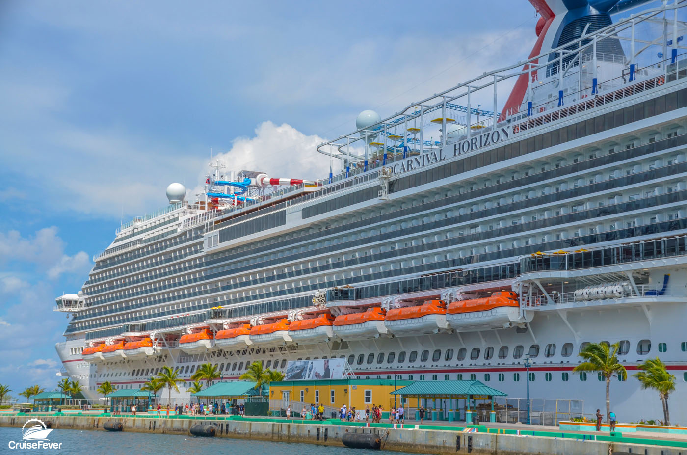 Carnival Cruise Line Unveils New Safety Video on their