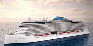 Norwegian Cruise Line's Leonardo Class Cruise Ship