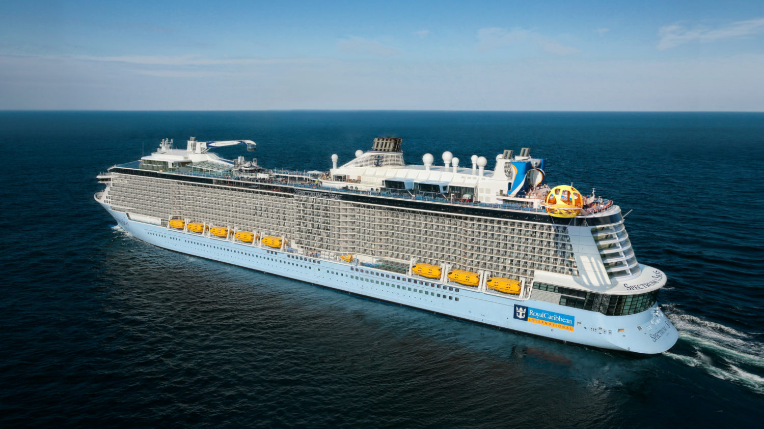 Royal Caribbean Names 2nd Quantum Ultra Class Ship and It Will Sail from the U.S. in 2020