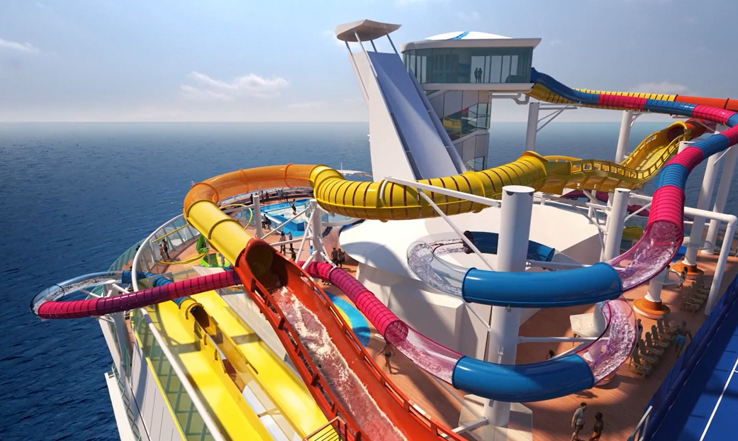 Royal Caribbean Adding Features Never Before Seen on a Cruise Ship