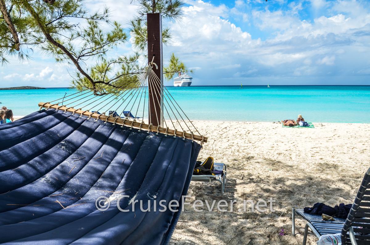 Half Moon Beach hammock
