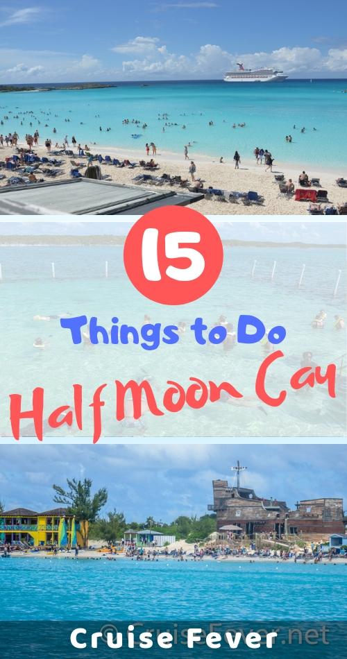 16 Things to Do at Half Moon Cay, Bahamas [Island Tips Guide]