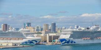 hotels close port everglades