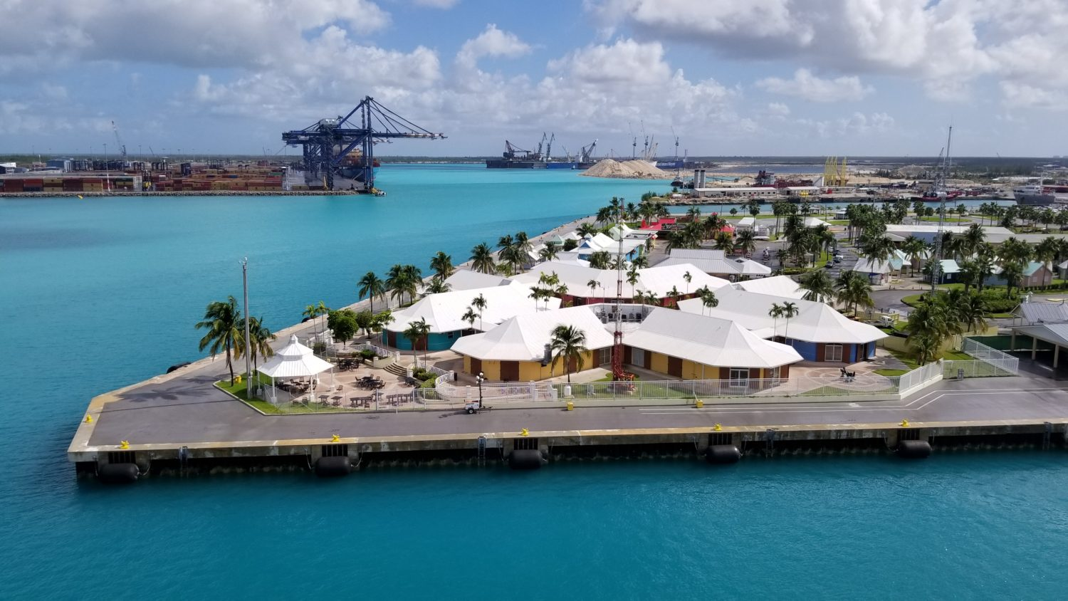 Carnival Cruise Line Returning to Freeport For the First