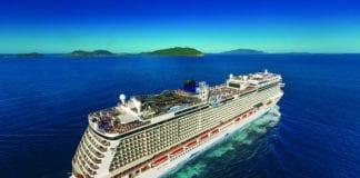 Norwegian Bliss, Norwegian Cruise Line's ship with a go kart track