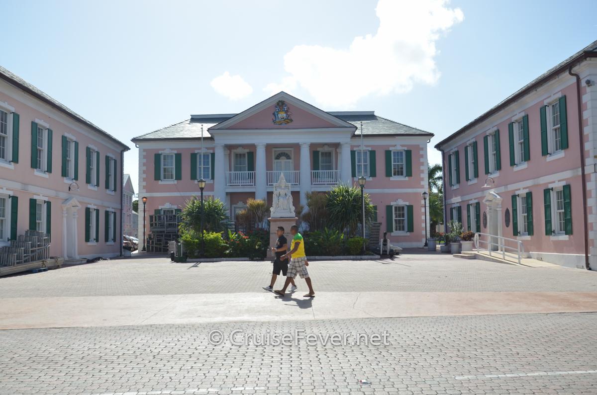 parliament square nassau