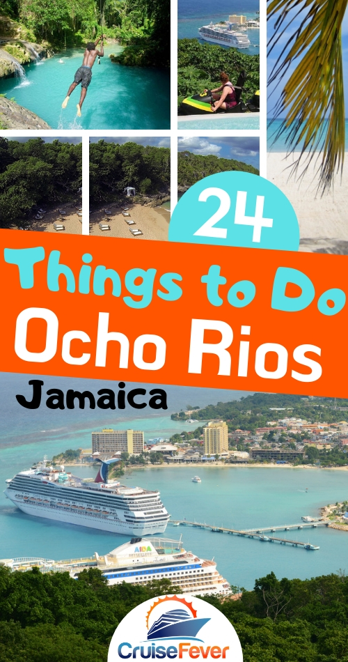 Ocho Rios, Jamaica: 24 Awesome Things to Do on a Cruise