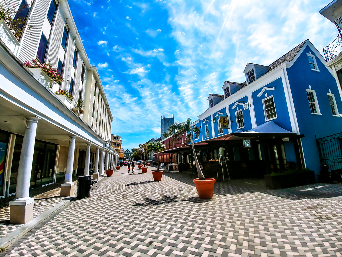 things to do downtown nassau