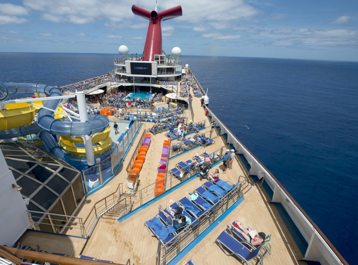 List of Carnival Cruise Ships Newest to Oldest Carnival Glory Deck Map on