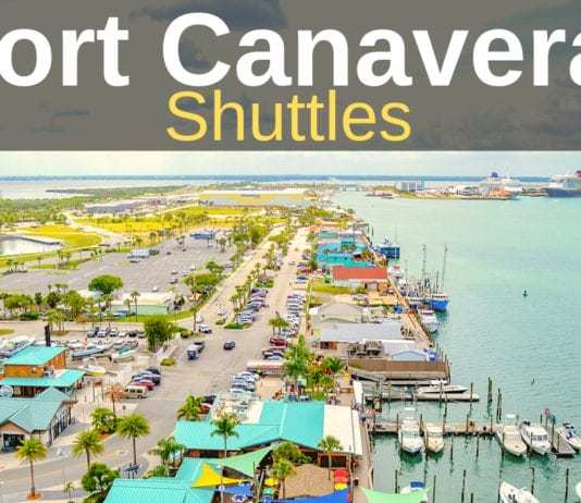 port canaveral shuttles