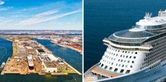 nyc cruise port cape liberty