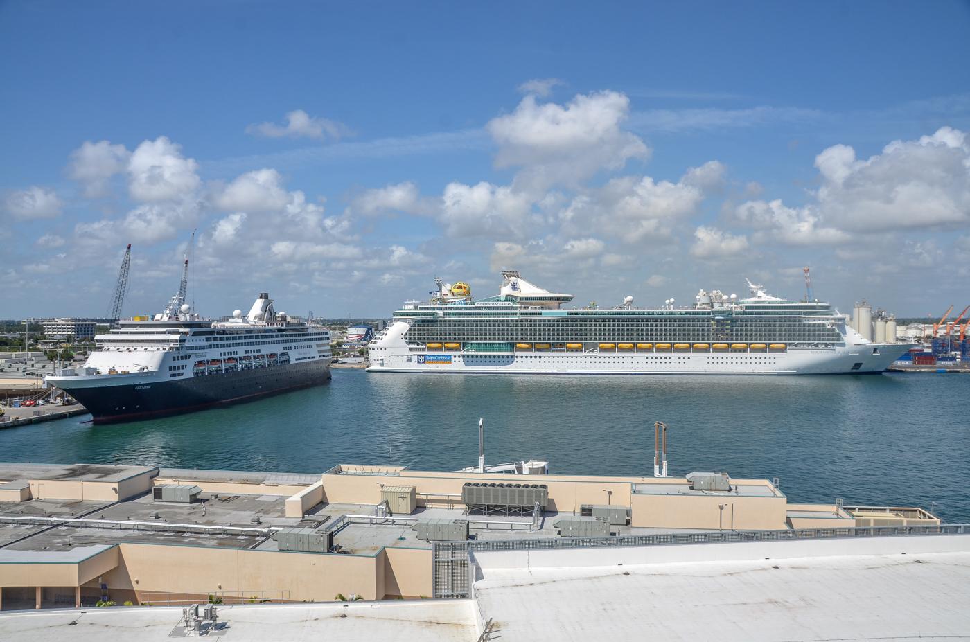 royal caribbean and holland america
