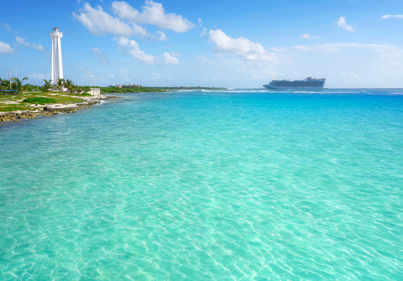 lighthouse costa maya