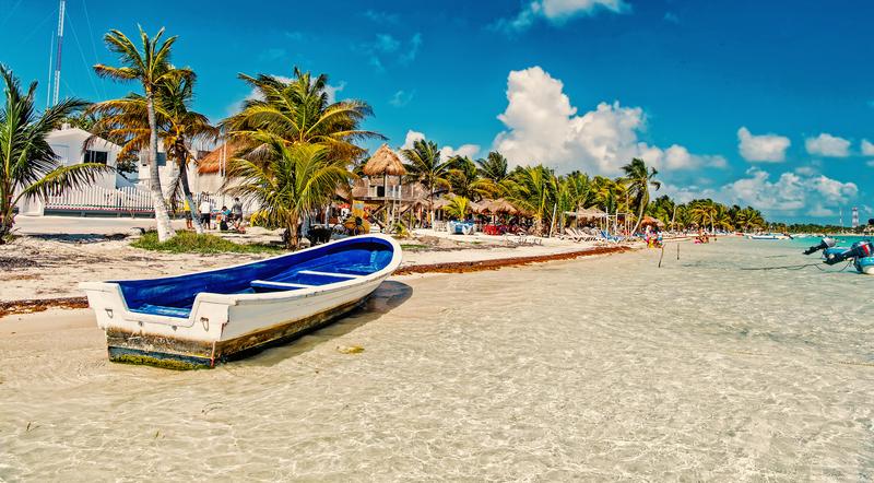 costa maya boats