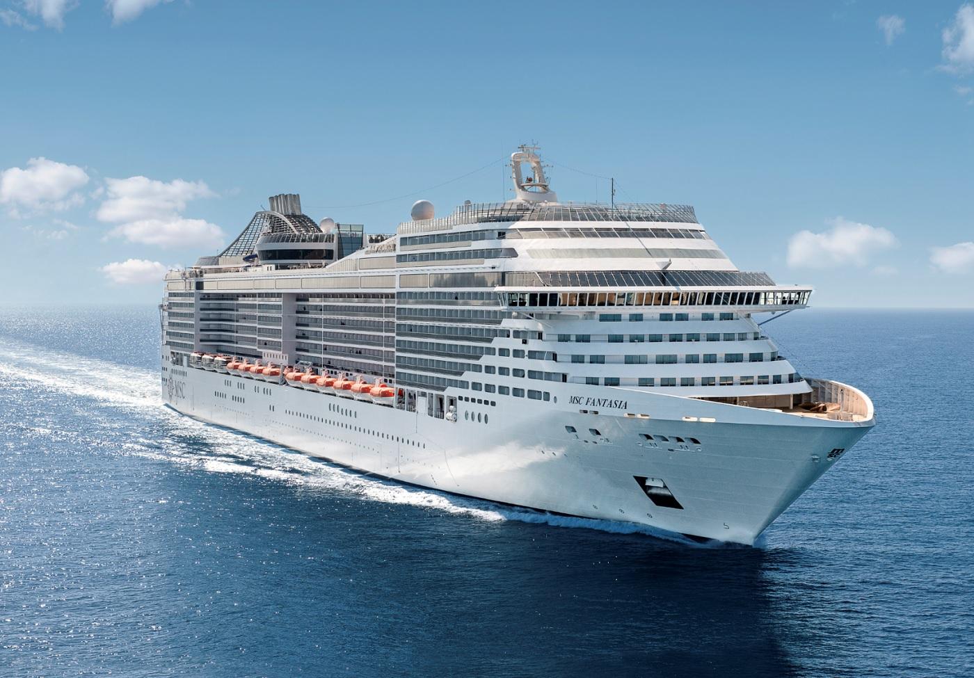 msc fantasia cruise ship