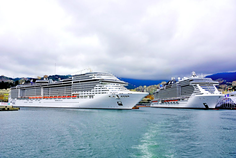list of msc cruise ships