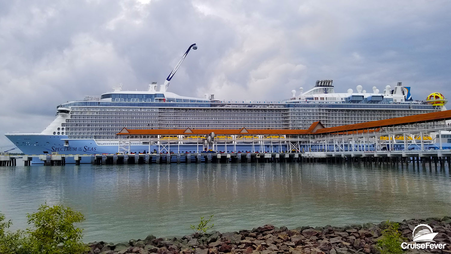 First Impressions of Royal Caribbean's Newest Cruise Ship, Spectrum of the Seas