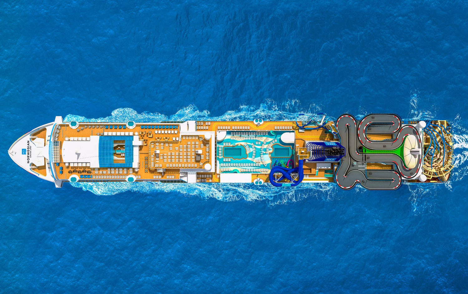 Cruise Lines Launching Four More New Mega Ships in 2019