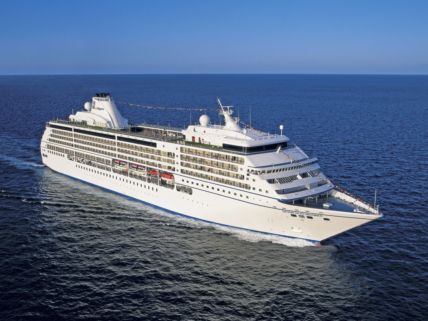 Cruise Line's Four Month Cruise Visits 59 Ports with 18 Overnight Visits