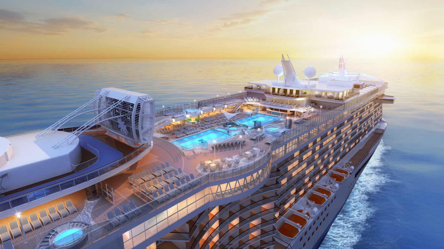 Princess Cruises Adds Extra Sailing on New Cruise Ship in