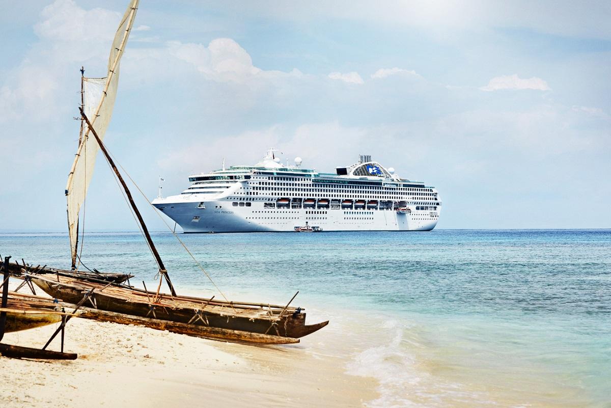 sea princess ship