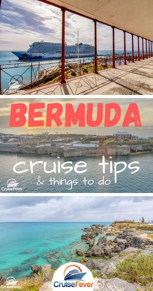 Bermuda Cruise Tips & Things to Do