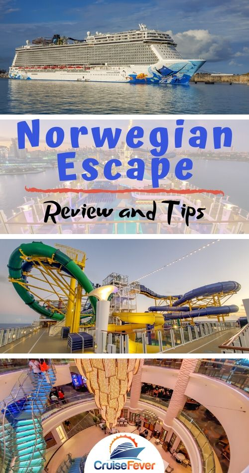 Norwegian Escape Review: My Favorite Things About This Cruise