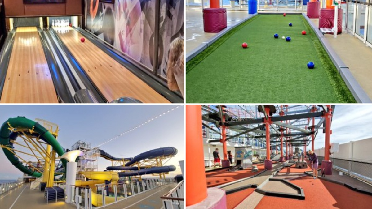 things to do on norwegian escape