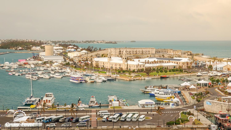 transportation around bermuda