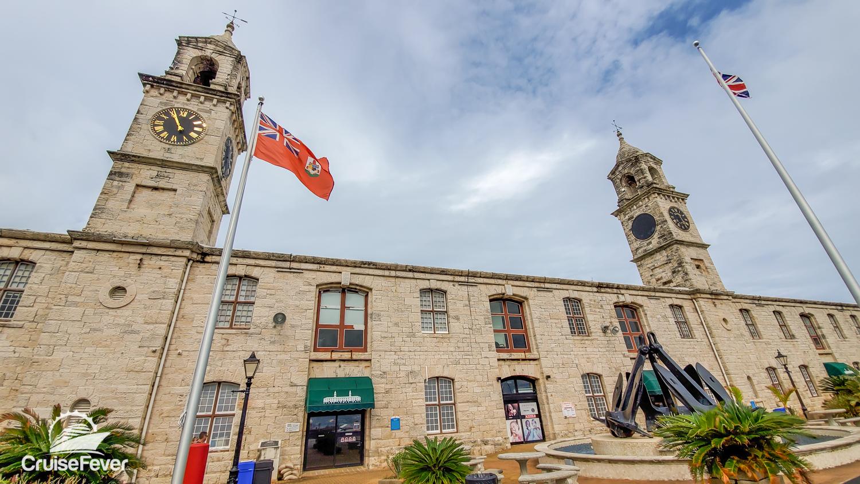 clocktower mall bermuda