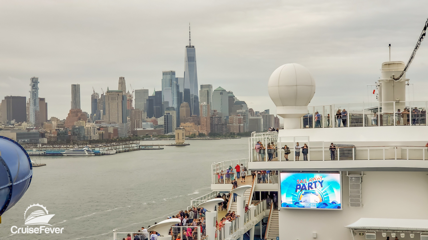 sailaway out of manhattan new york