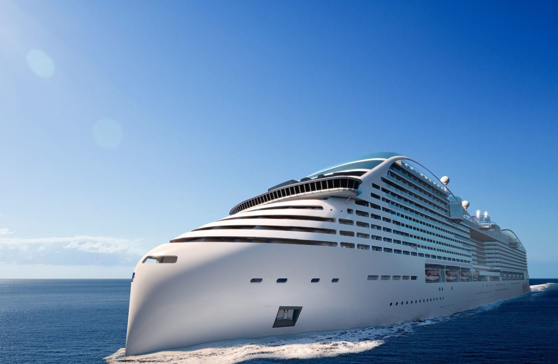 Construction Begins on MSC Cruises' First World Class ...