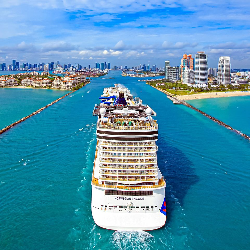 Norwegian Cruise Line Now Planning to Relaunch Cruises on May 15