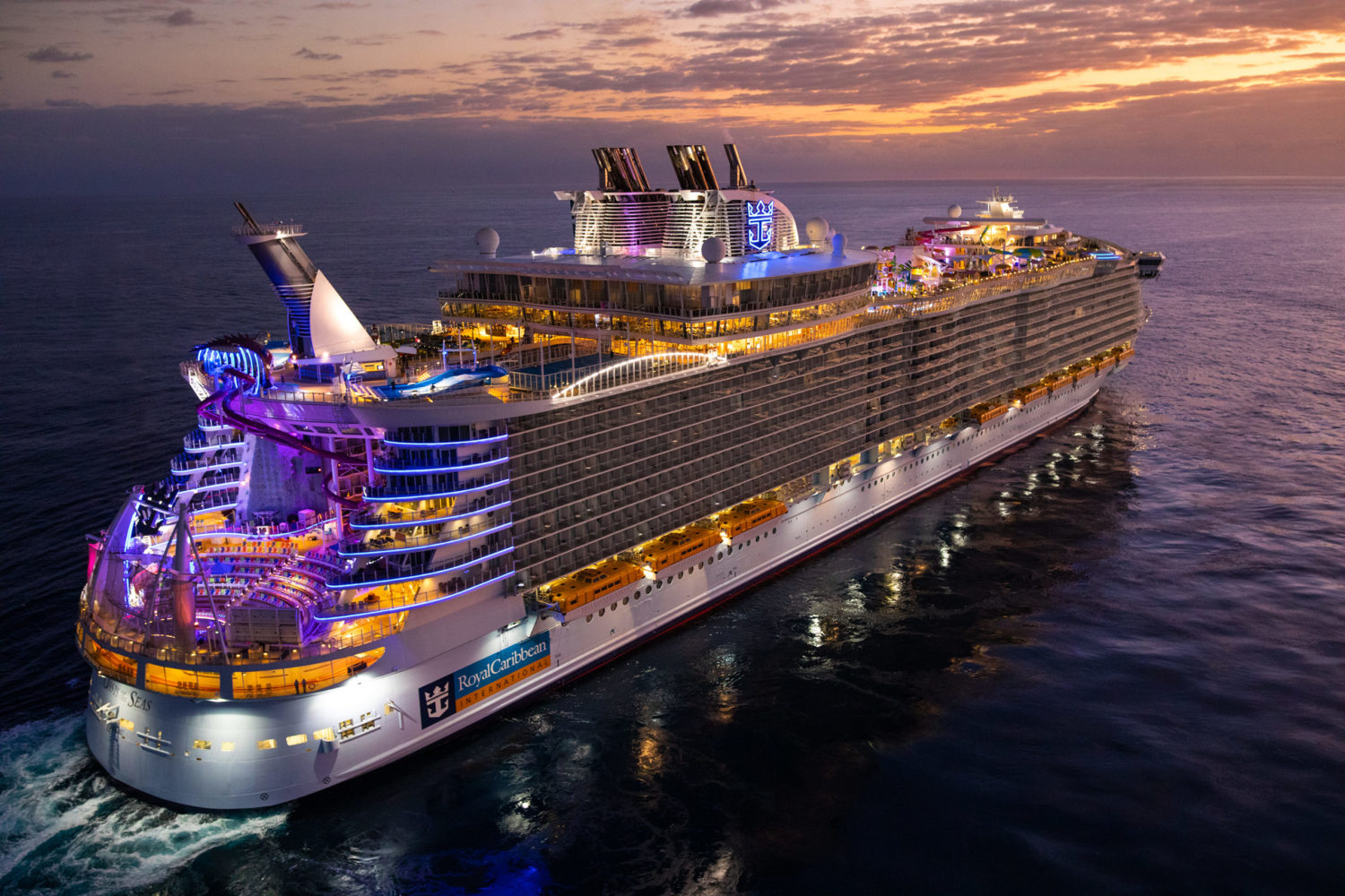 Royal Caribbean Completes Their Largest Cruise Ship Transformation