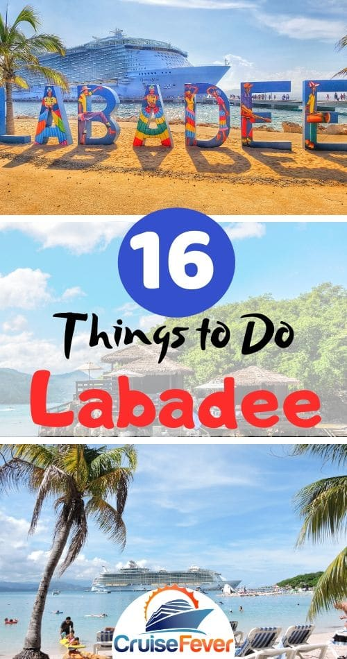 Going to Labadee, Haiti on a cruise?  Here are some of the best things to do while in port.  Whether you want to relax, play, or explore, Labadee has so much to offer. #labadee #labdeehaiti #cruisefever