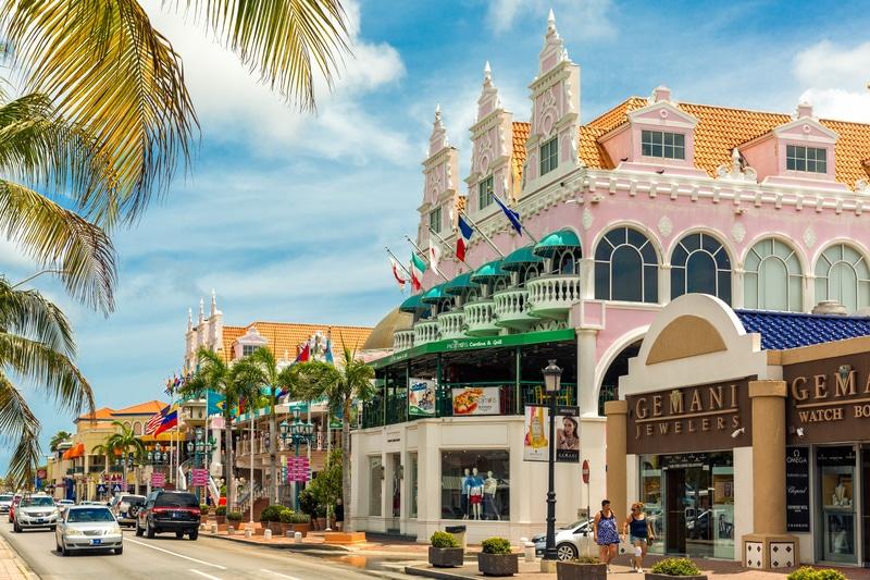 Oranjestad aruba tour