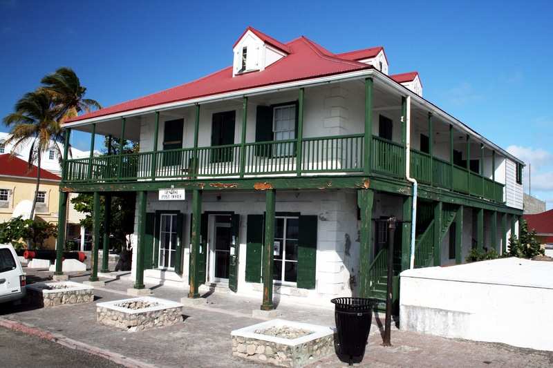 grand turk old town