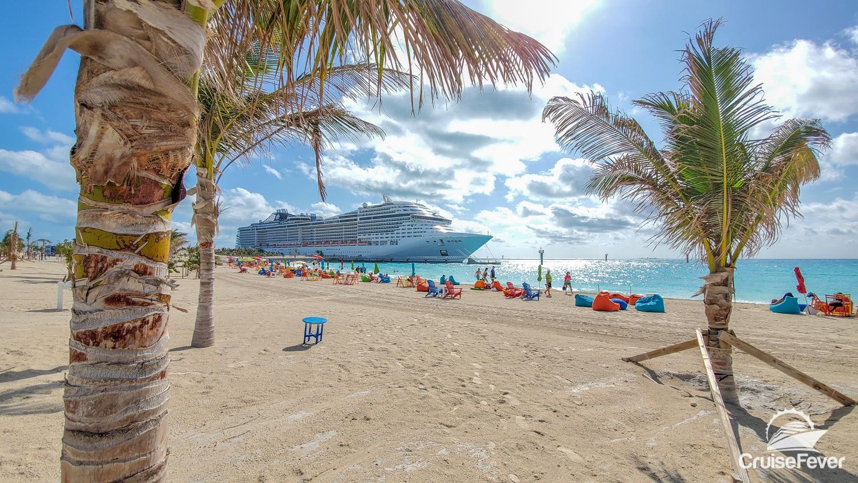 ocean cay cruise ship