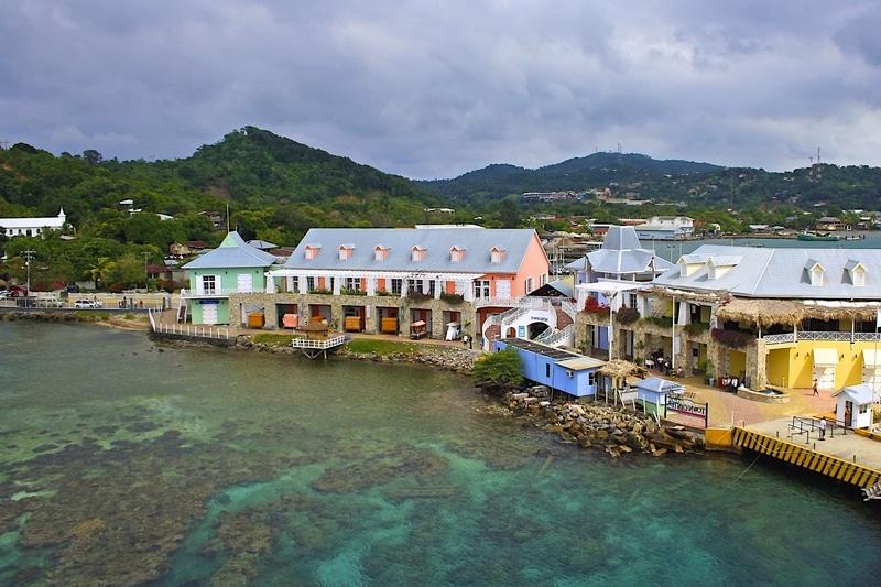 island tour roatan
