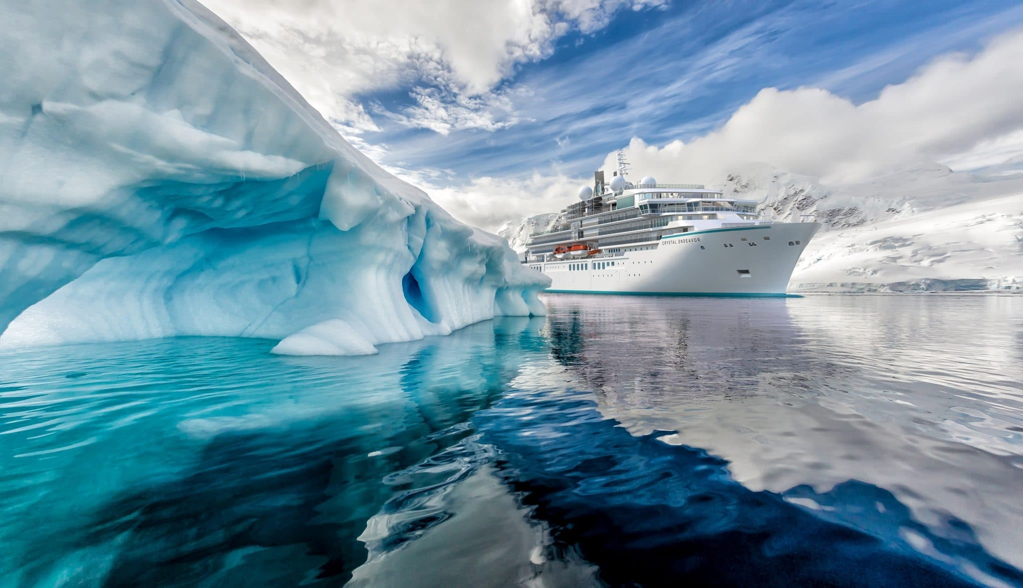 Crystal Cruises' New Luxury Expedition Ship Will Now Debut in November