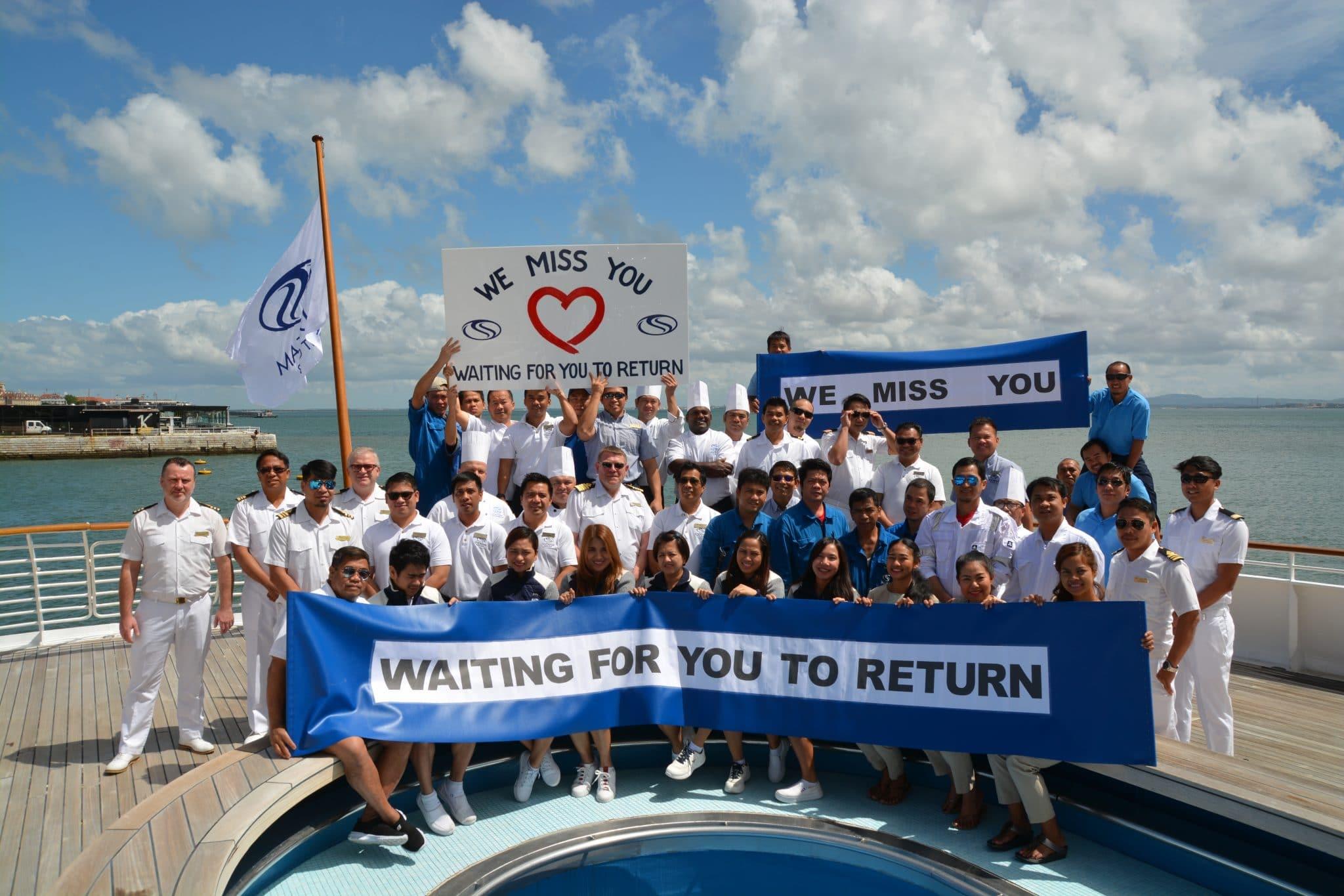 Le SeaDream Yacht Club redémarre ses croisières le mois prochain