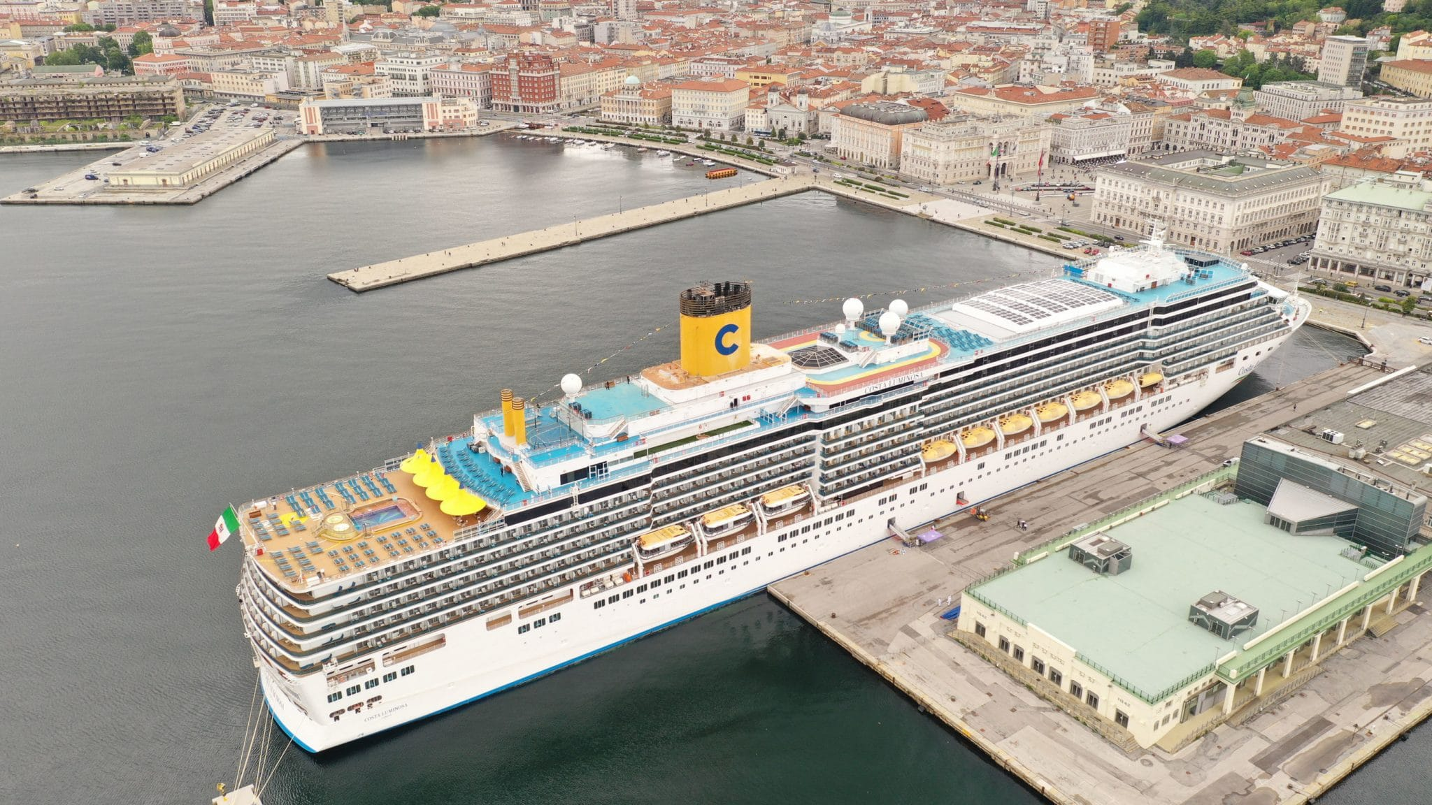 Cruise Line Resumes Cruises on Second Ship