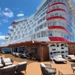 Carnival Cruise Line Shows Off New Ship Mardi Gras Before Debut