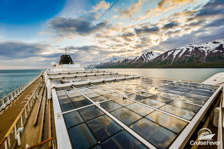 ĺsafjördur fjord in Iceland